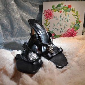 Brighton Heeled Sandals